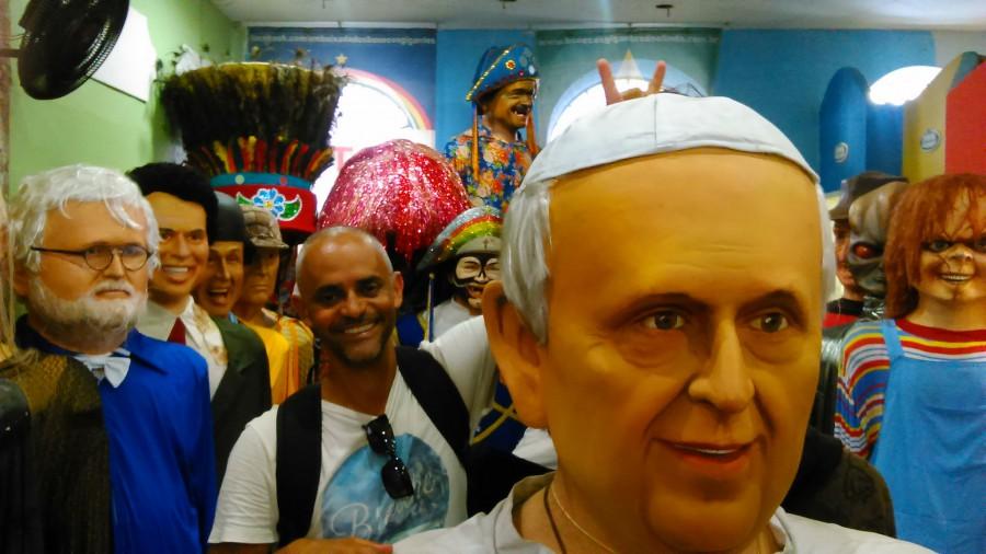 Museu dos Bonecos em Recife Antigo