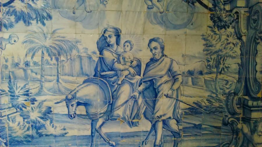 Azulejos do Convento São Francisco