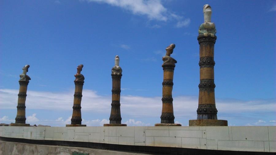 Parque de esculturas de Brennand
