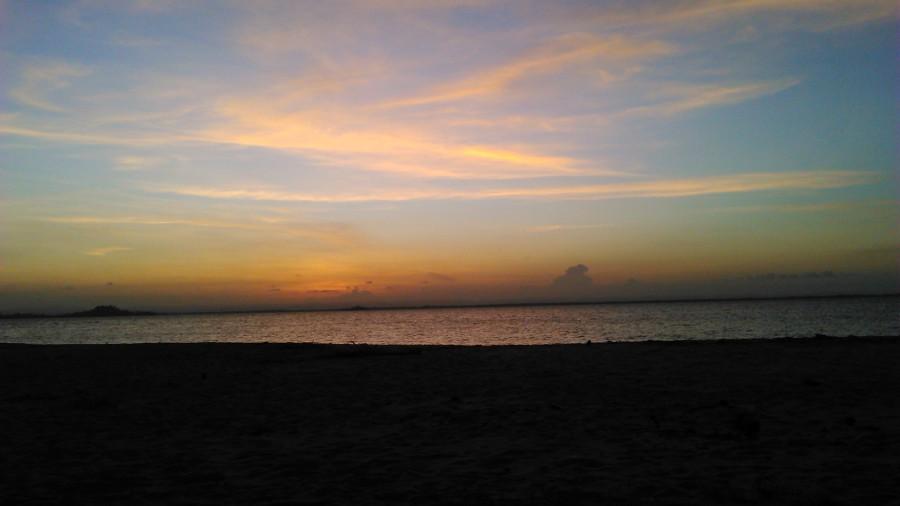 Pôr do Sol em Barra Grande - Maraú