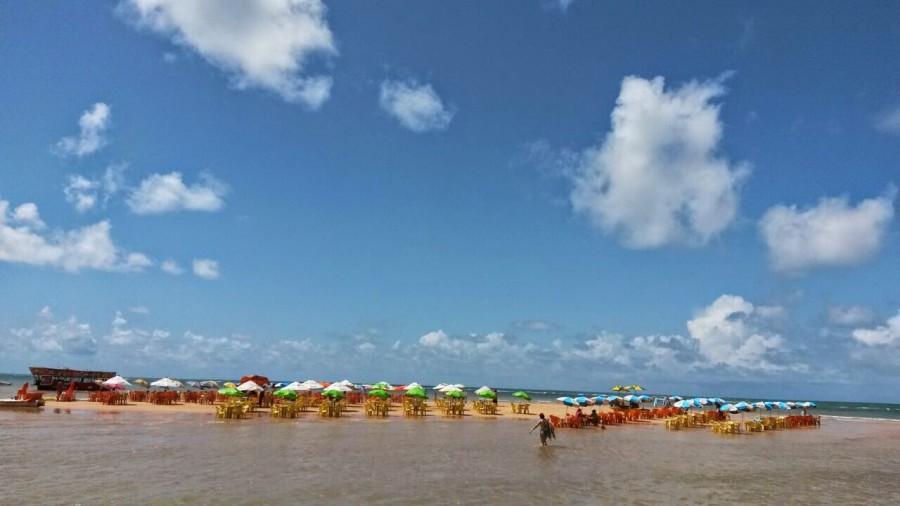 Praia vermelha - João Pessoa