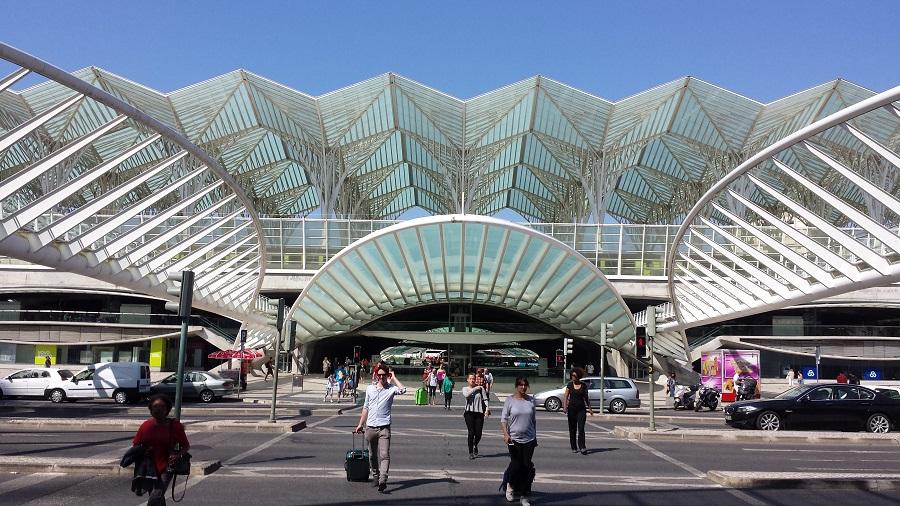 Estação Oriente - Lisboa
