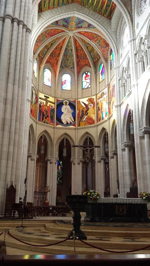 Catedral de Santa Maria de La Real de La Almudena