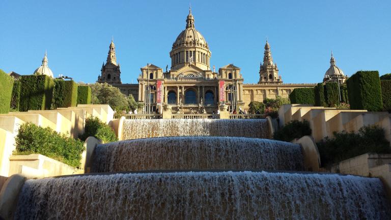 Museu Nacional d'Art de Catalunya - Parc de Montjuïc