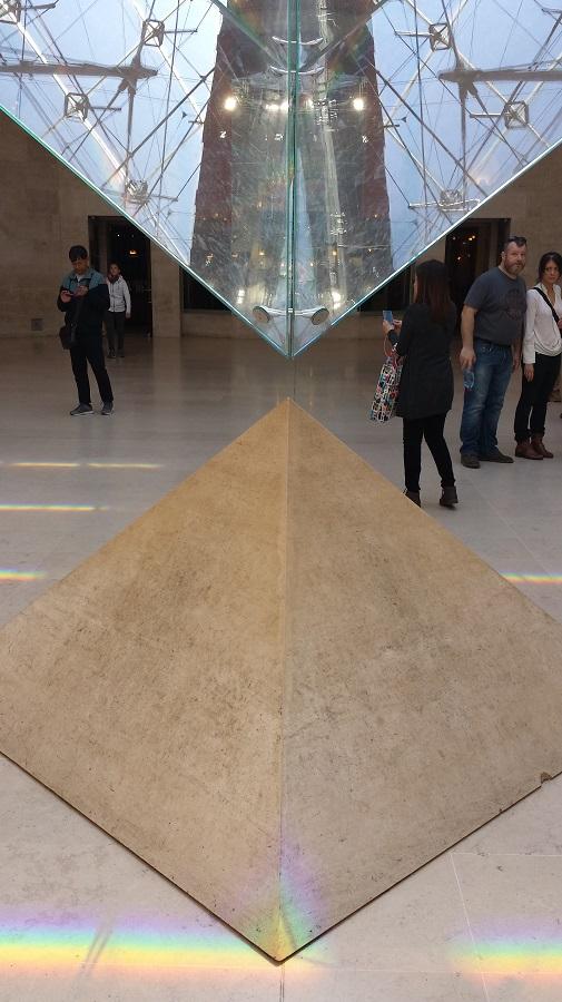 A filhinha das pirâmides