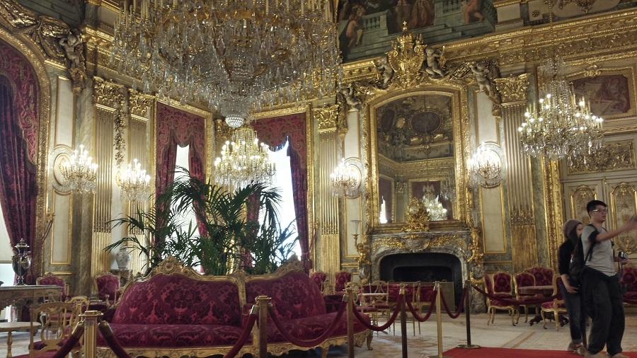 Aposentos do Napoleão