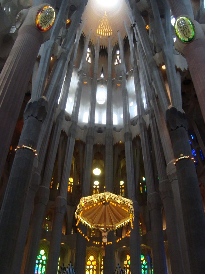 Altar Sagrada Familia