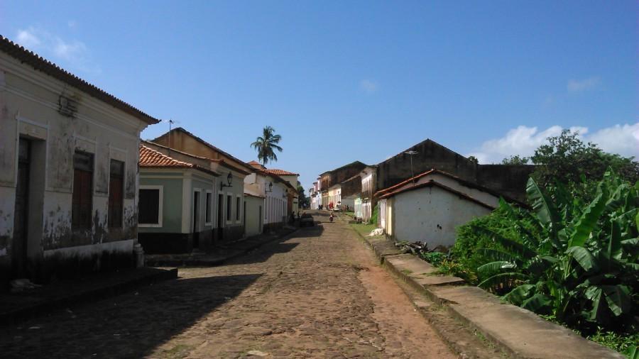 As pacatas ruas de Alcântara