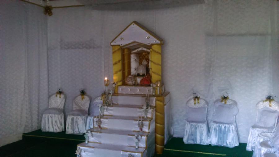 O altar do Imperador - Alcântara