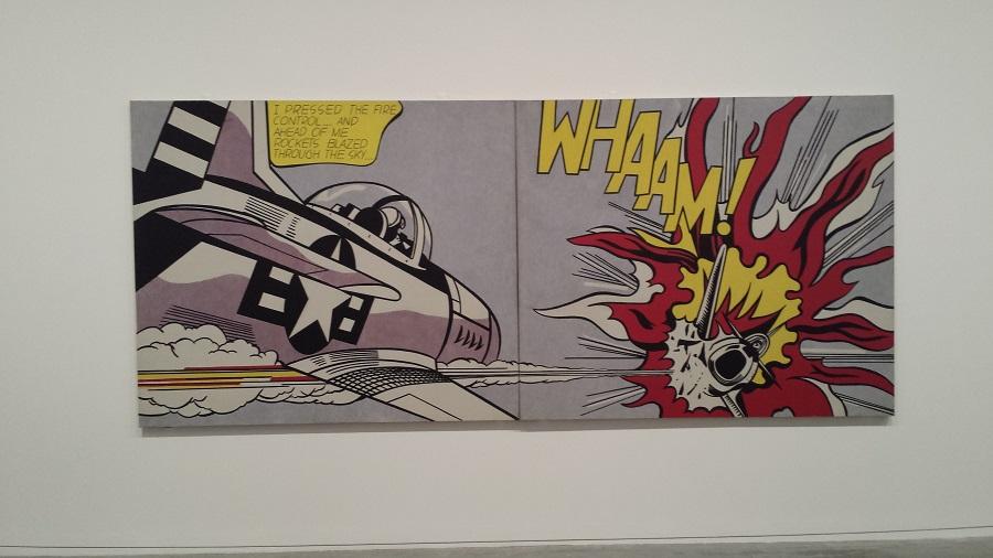 Roy Lichtenstein – Whaam!
