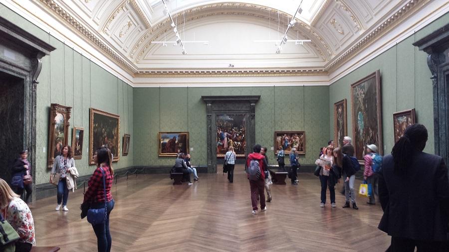 Galerias na Tate