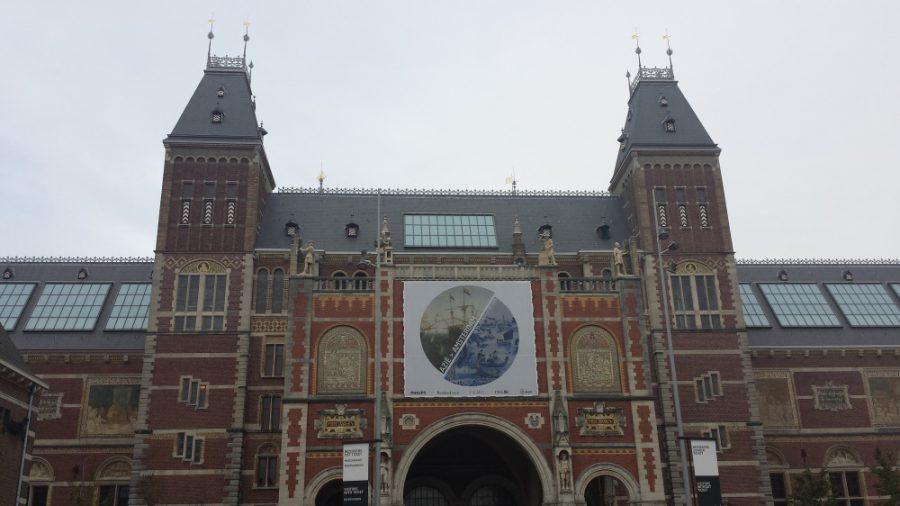 Rijksmuseum: a língua holandesa é embaçada!