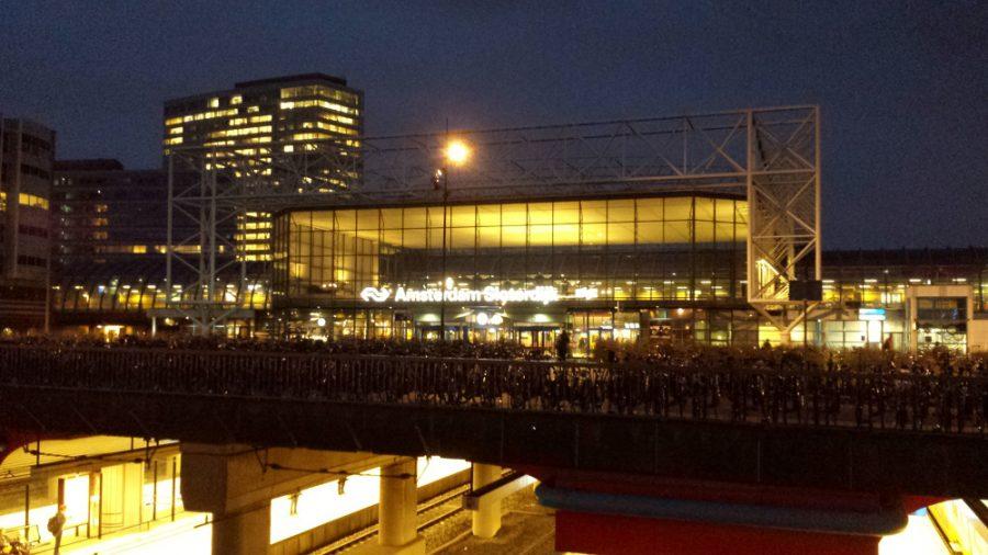 Estação de Amsterdã
