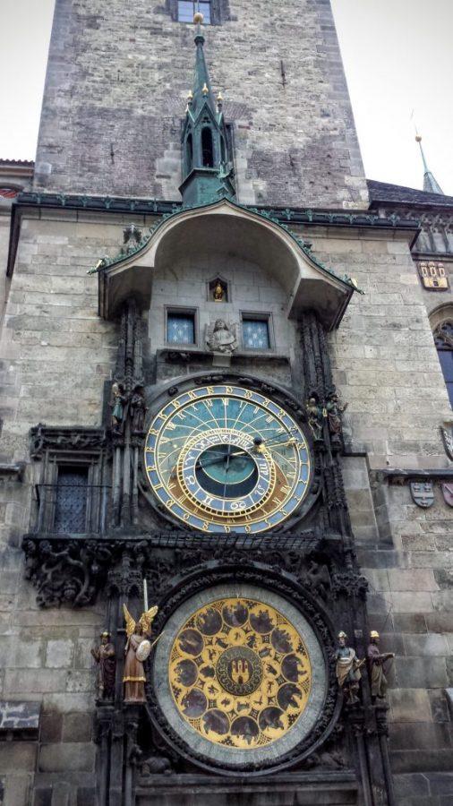 Relógio Astrônomico - Orloj - Praga