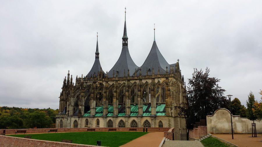 Igreja Santa Bárbara - Kutná Hora
