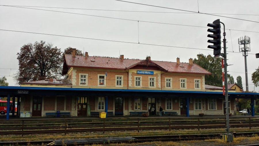 Estação Kutná Hora