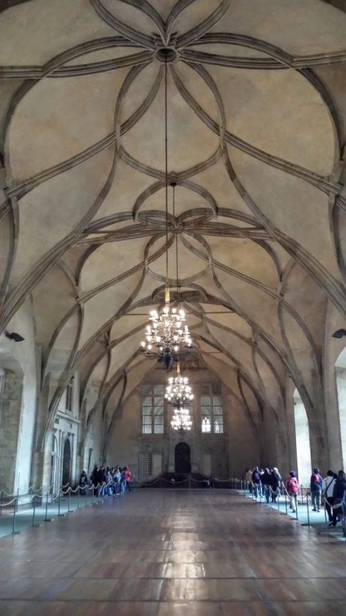 Salão de Festas no Old Palace