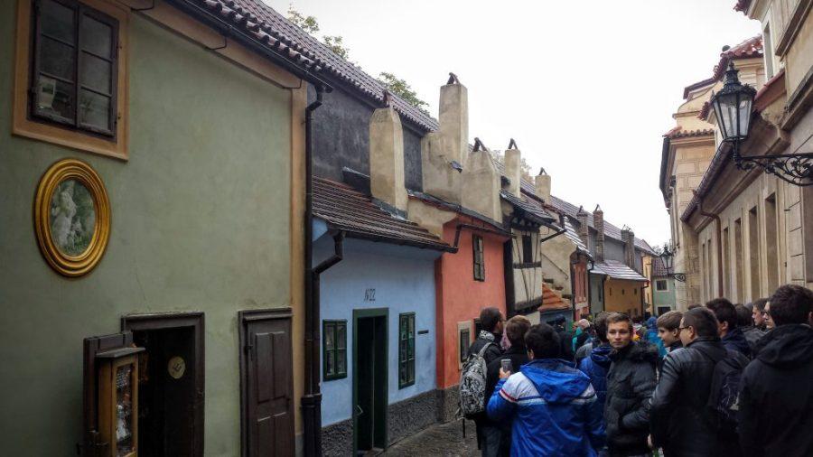 Golden Lane - Praga