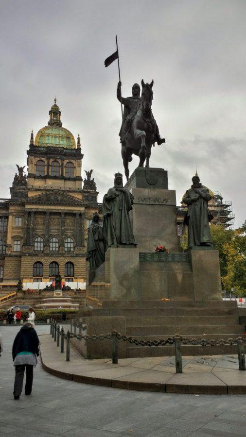 São Venceslau - Praga