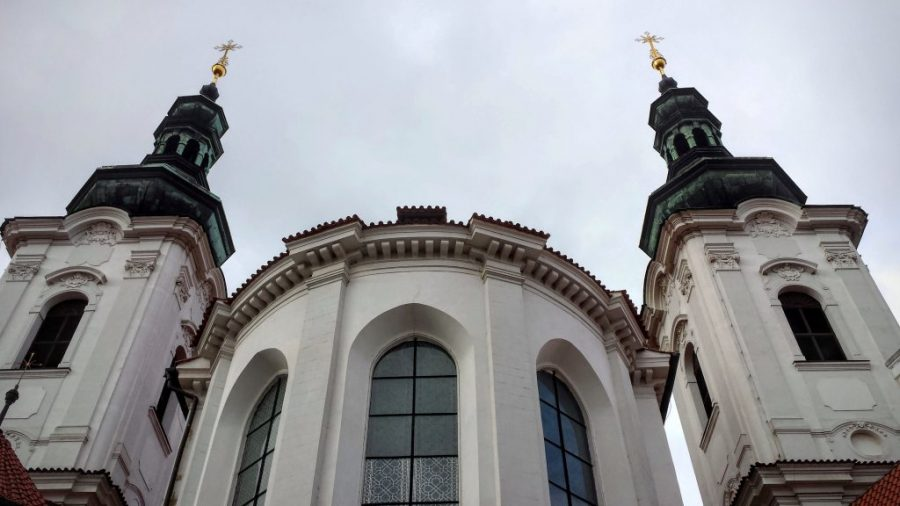 Igreja de São Nicolau - Praga