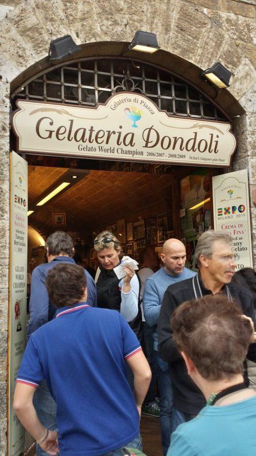 Dondoli, a melhor sorveteria do mundo!