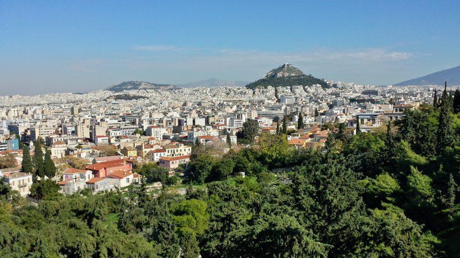 Monte Olimpo - Atenas