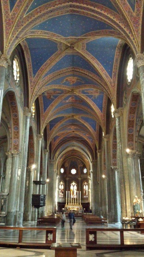 Basílica de Santa Maria Sopra Minerva