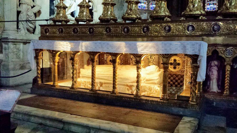 Sepulcro de Santa Caterina de Siena