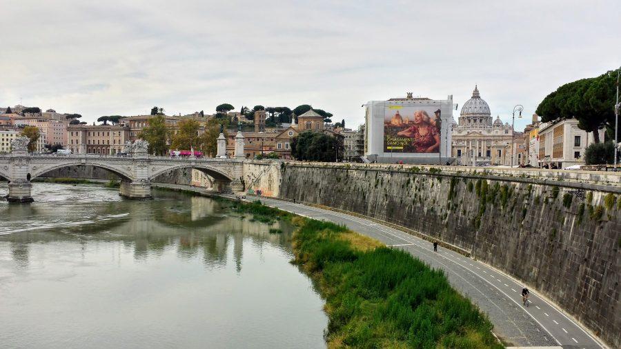 Rio Tibre - Roma