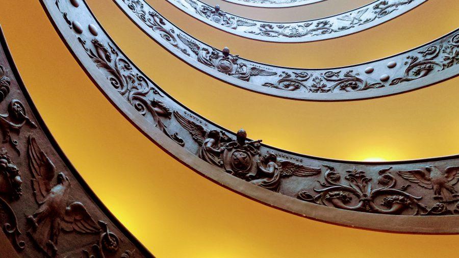 Rampa do Museu do Vaticano