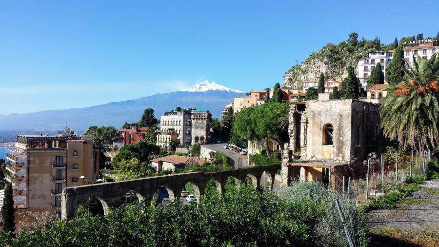 Etna - Taormina