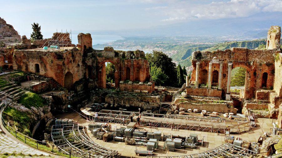 Teatro antico grego - Taormina