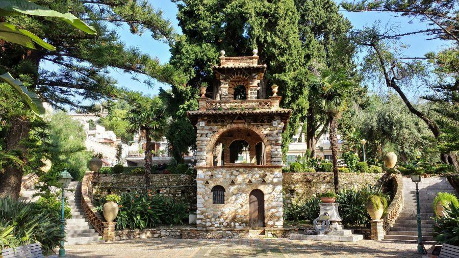 Jardim Público - Taormina