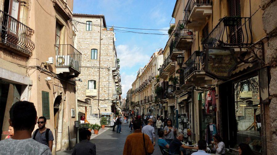 Corso Umberto - Taormina