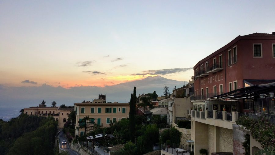 Piazza IX Aprile - Taormina