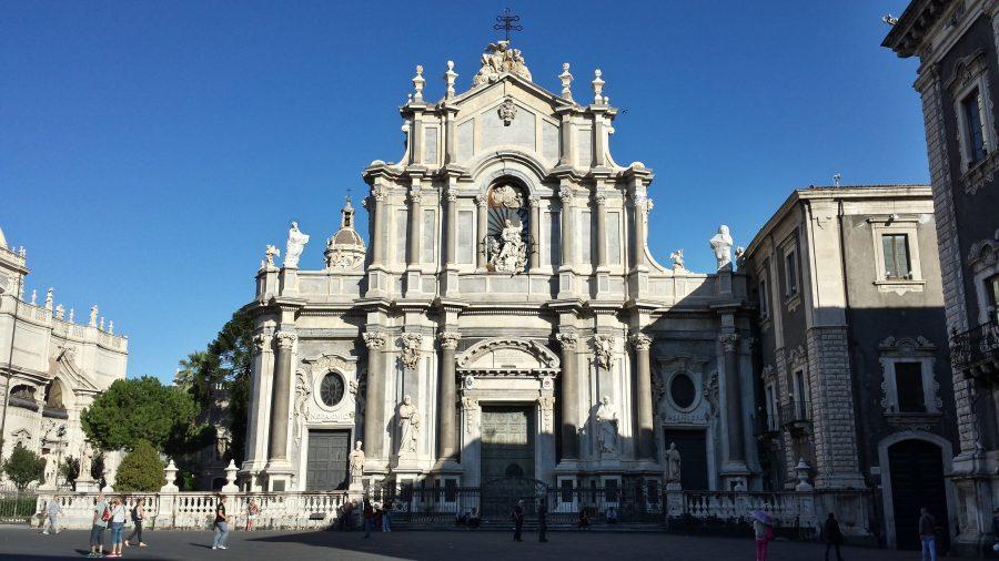 Catedral de Santa Ágata - Catânia