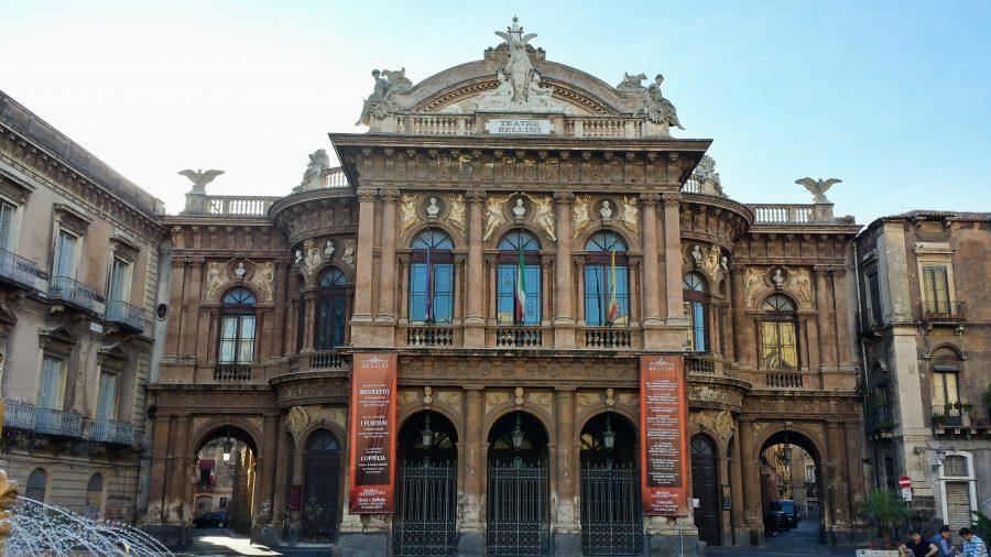 Teatro Massimo Bellini - Catânia