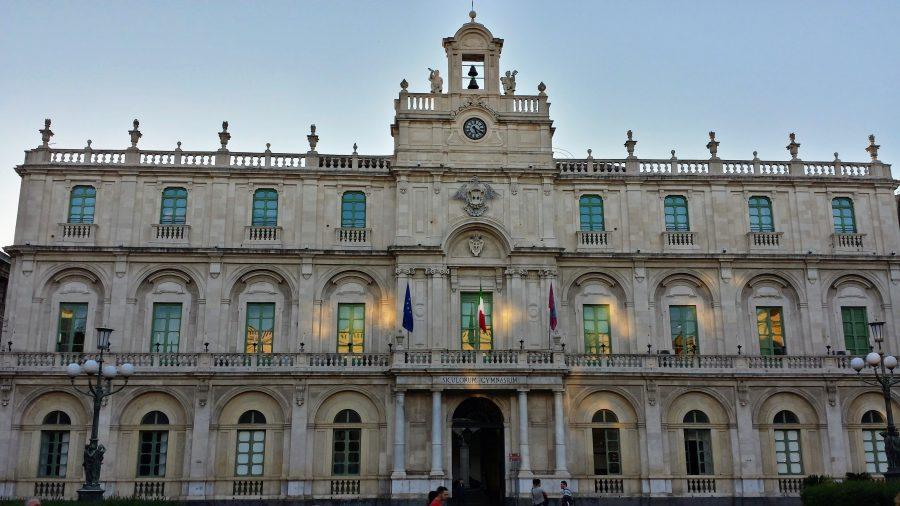 Palazzo Universitario - Catânia