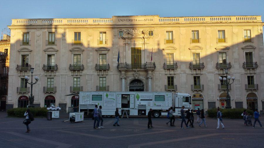 Palácio San Giuliano - Catânia