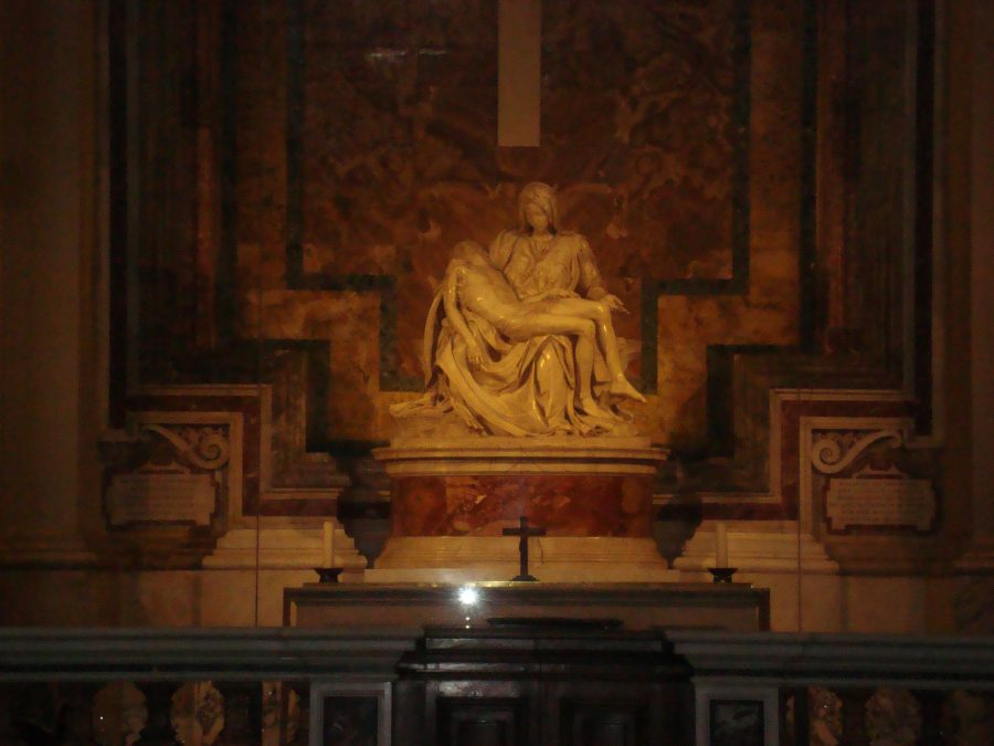 Pietá de Michelângelo