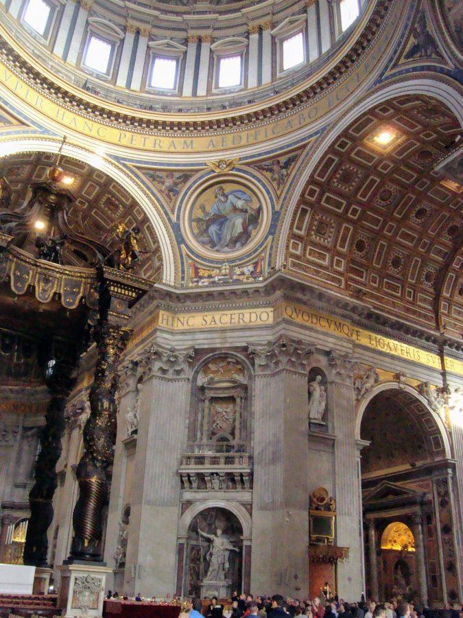Basílica de São Pedro - Roma
