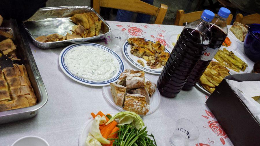 Raki e festa em Creta