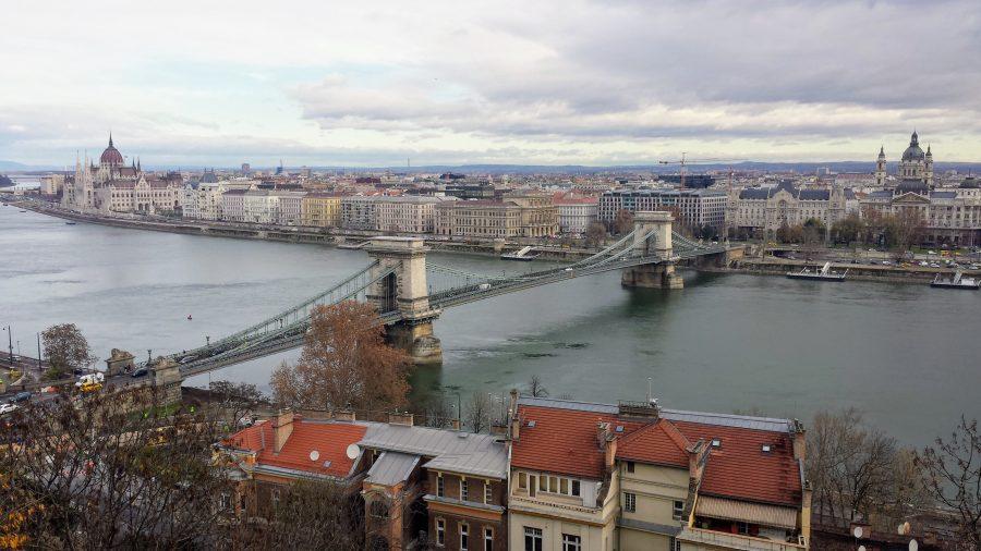 Ponte das Correntes - Budapeste