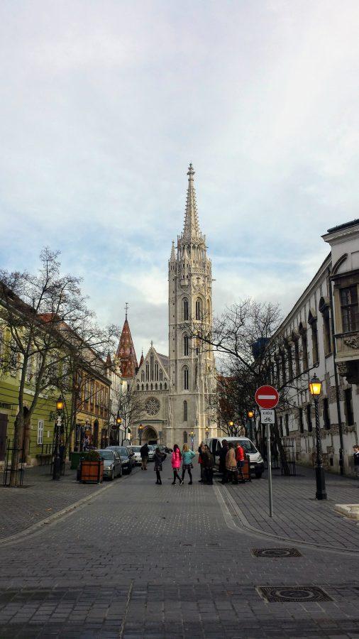Igreja de Matias - Budapeste