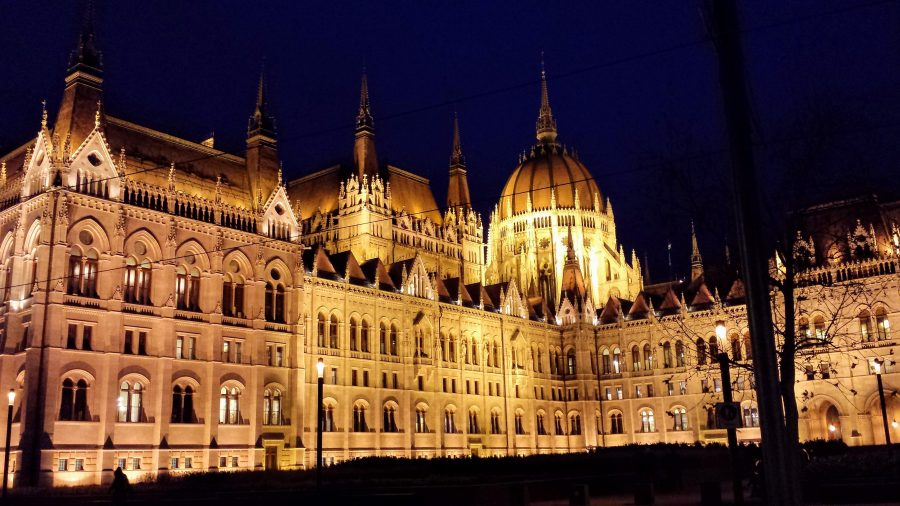 Parlamento Húngaro - Budapeste