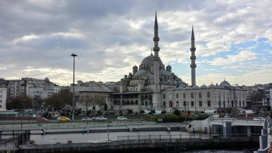 Mesquita Nova ou Mesquita Yeni Camii Istambul