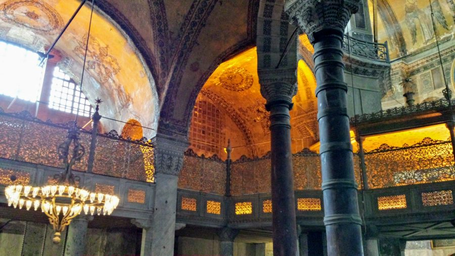 Santa Sofia - Istambul