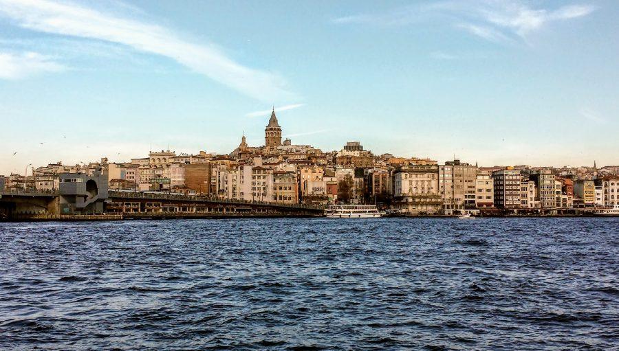 Ponte de Gálata - Istambul