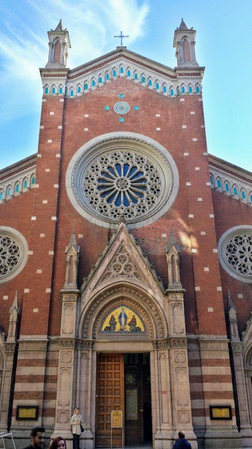 Igreja de Santo Antônio de Pádua em Istambul