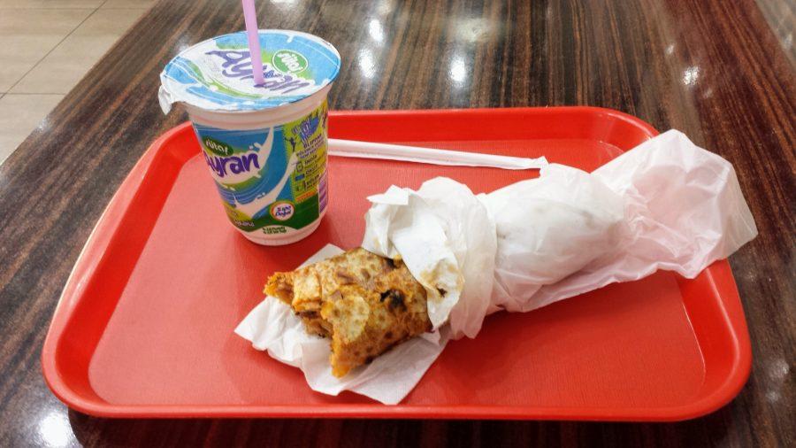 Durumzade kebab
